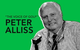 Cow Corner Events and Peter Alliss