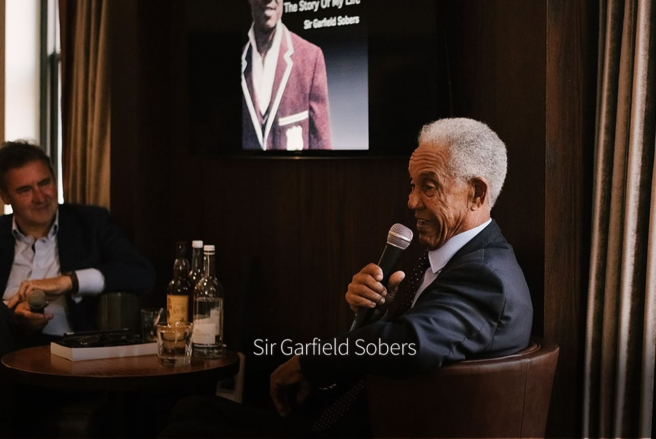 CowCorner Events and Sir Garfield Sobers