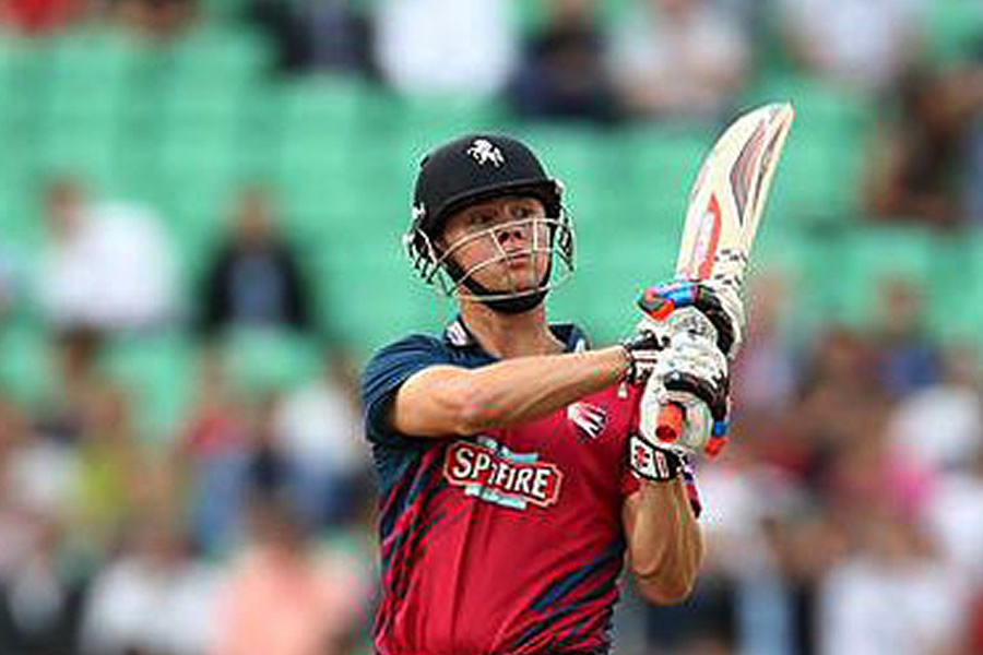 Fabian Cowdrey Batting