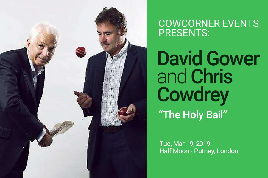 David Gower-the Holy Bail