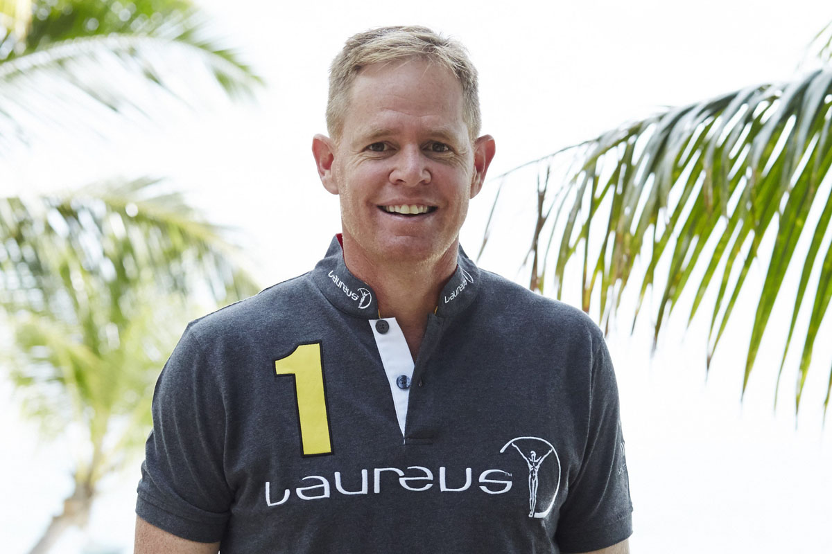 Shaun Pollock laureus-past